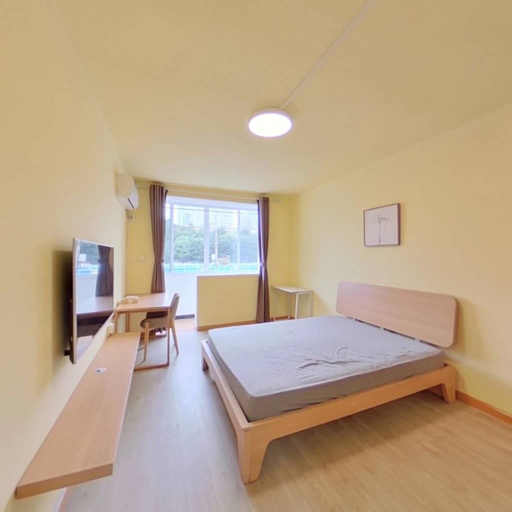 整租·三乐新村 2室1厅 南北卧室图