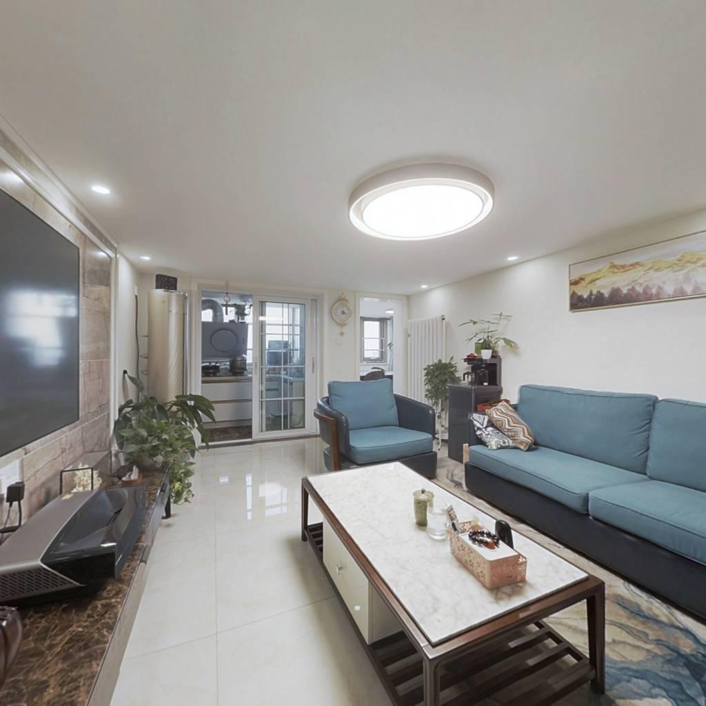 欧亚大观+南向公寓+家具家电可协商+可办公可居住