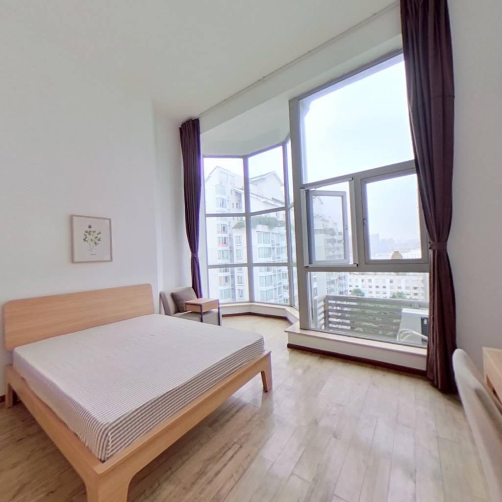 合租·锦官秀城南区 4室1厅 北卧室图