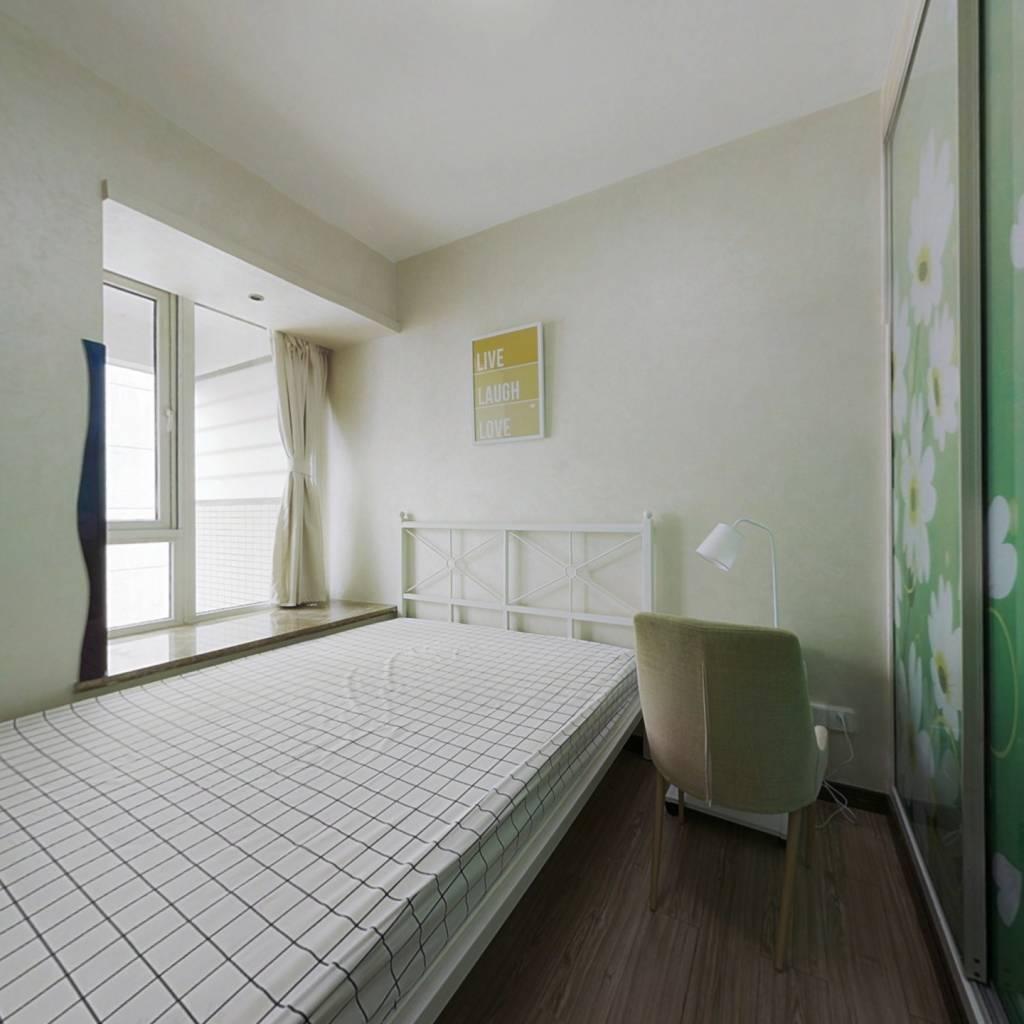 合租·金科一城 4室1厅 东卧室图
