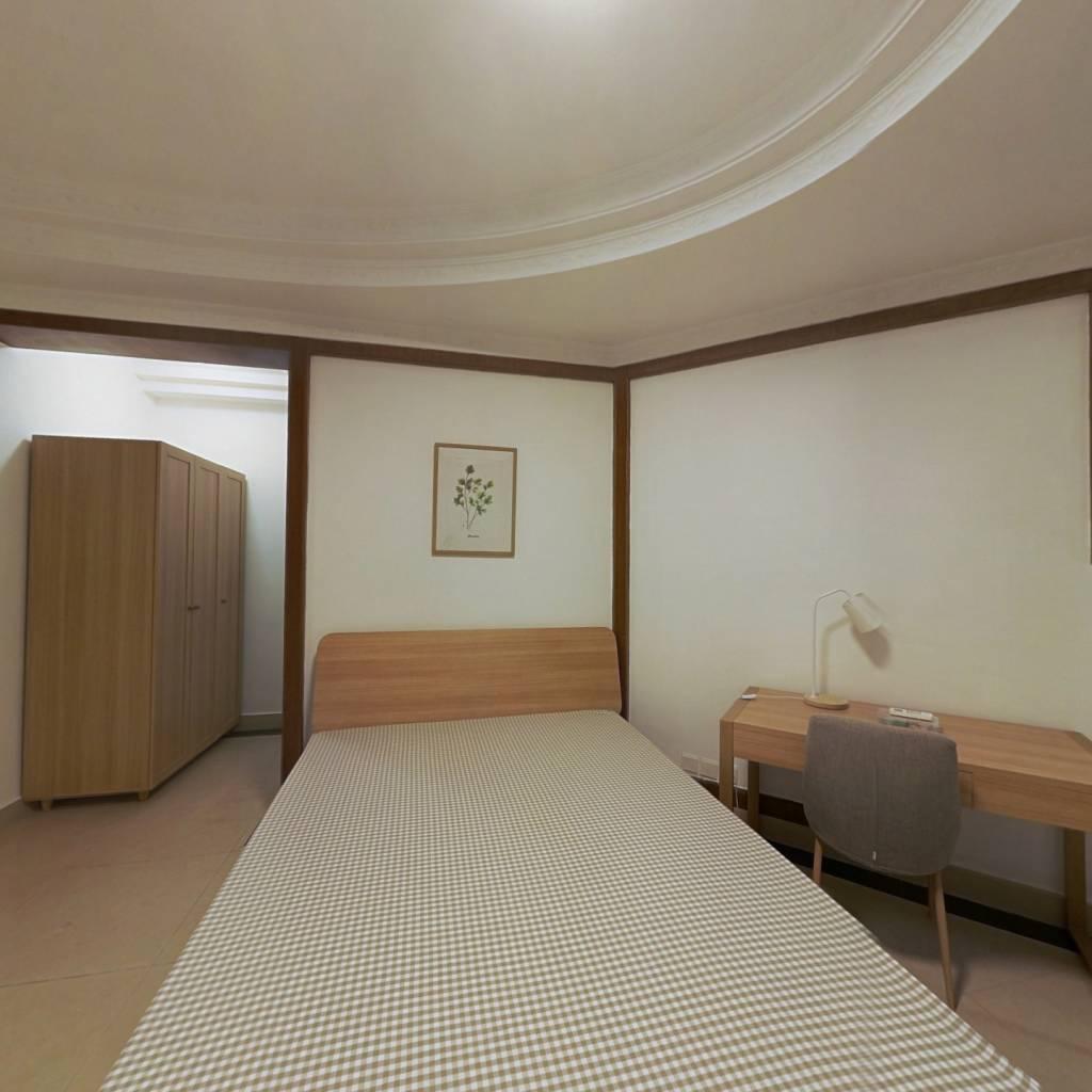 合租·加拿大花园 5室1厅 西卧室图
