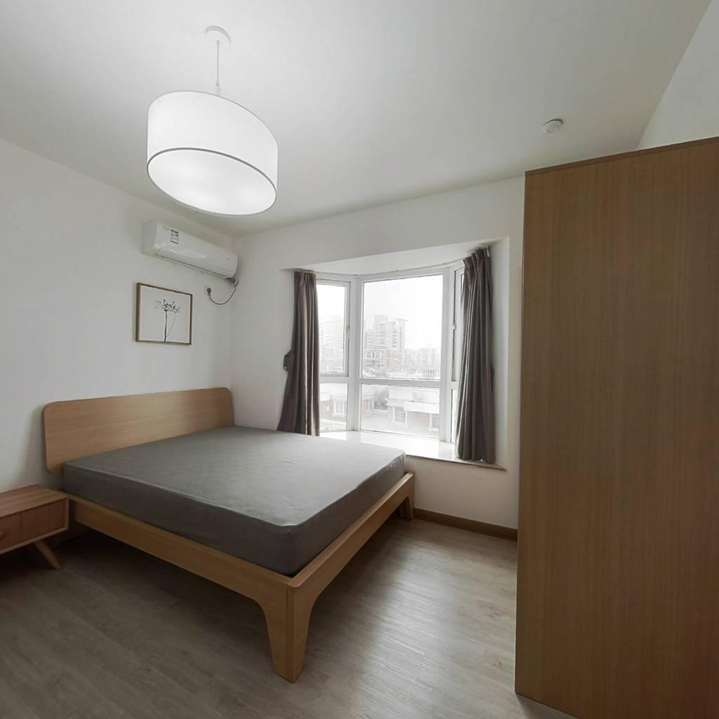 整租·益田豪园居 2室1厅 南卧室图