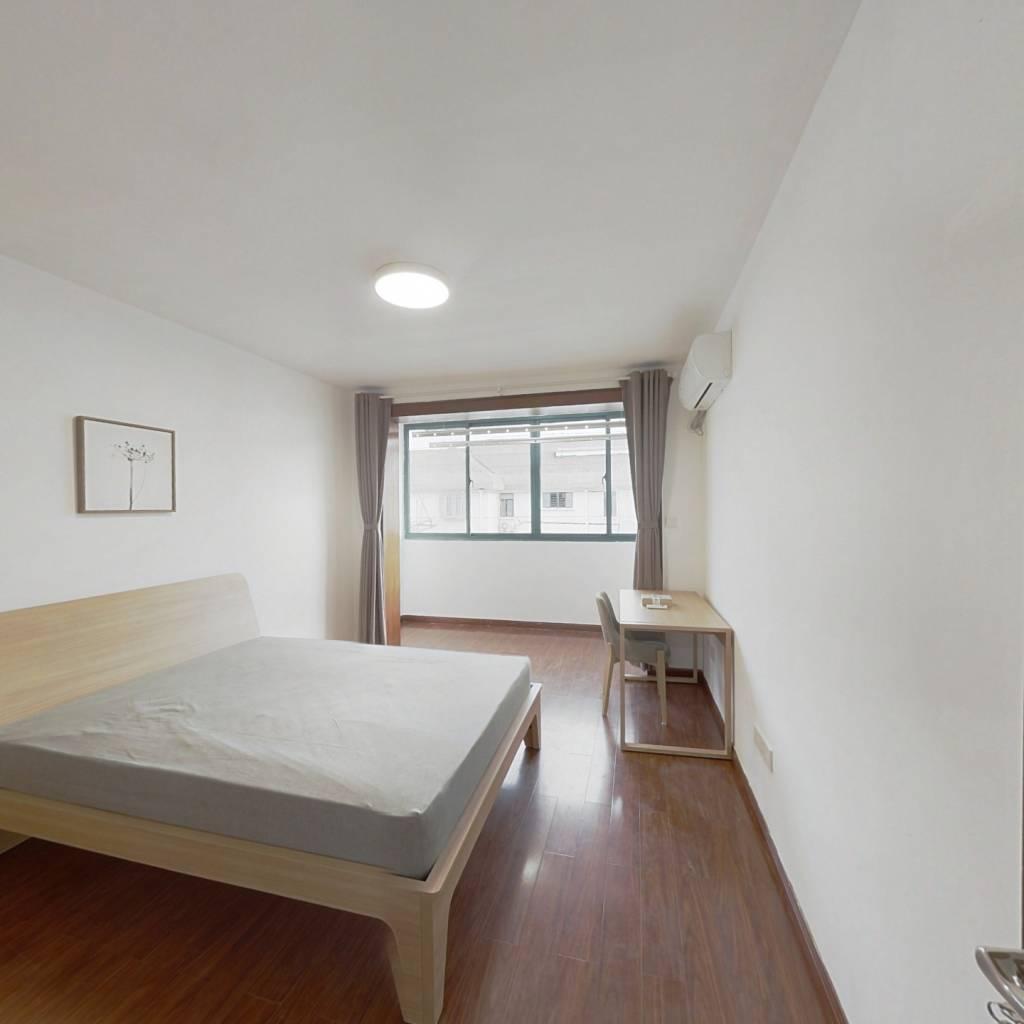 整租·金菊小区 1室1厅 南卧室图