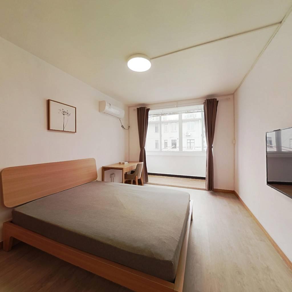 整租·延吉东路82弄 2室1厅 南北卧室图