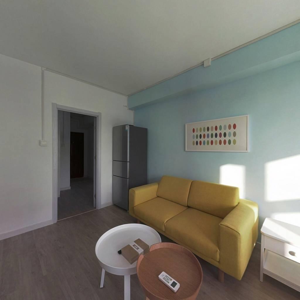 整租·复兴路30号院 1室1厅 南卧室图