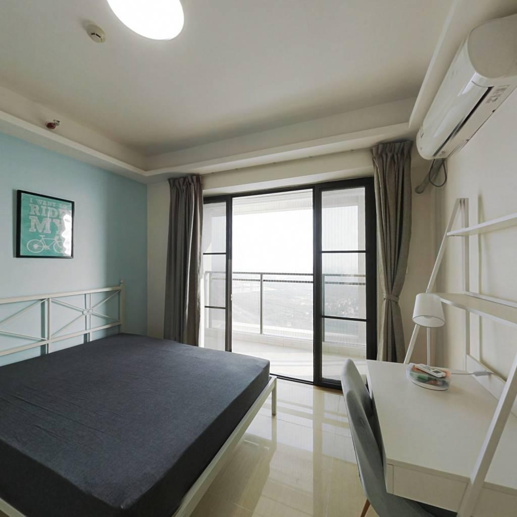 合租·亚运城天荟 3室1厅 南卧室图