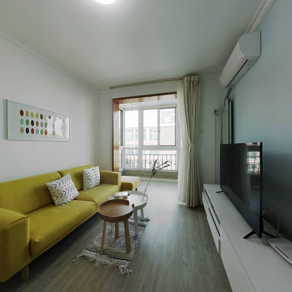 整租·烟树园 1室1厅 北卧室图