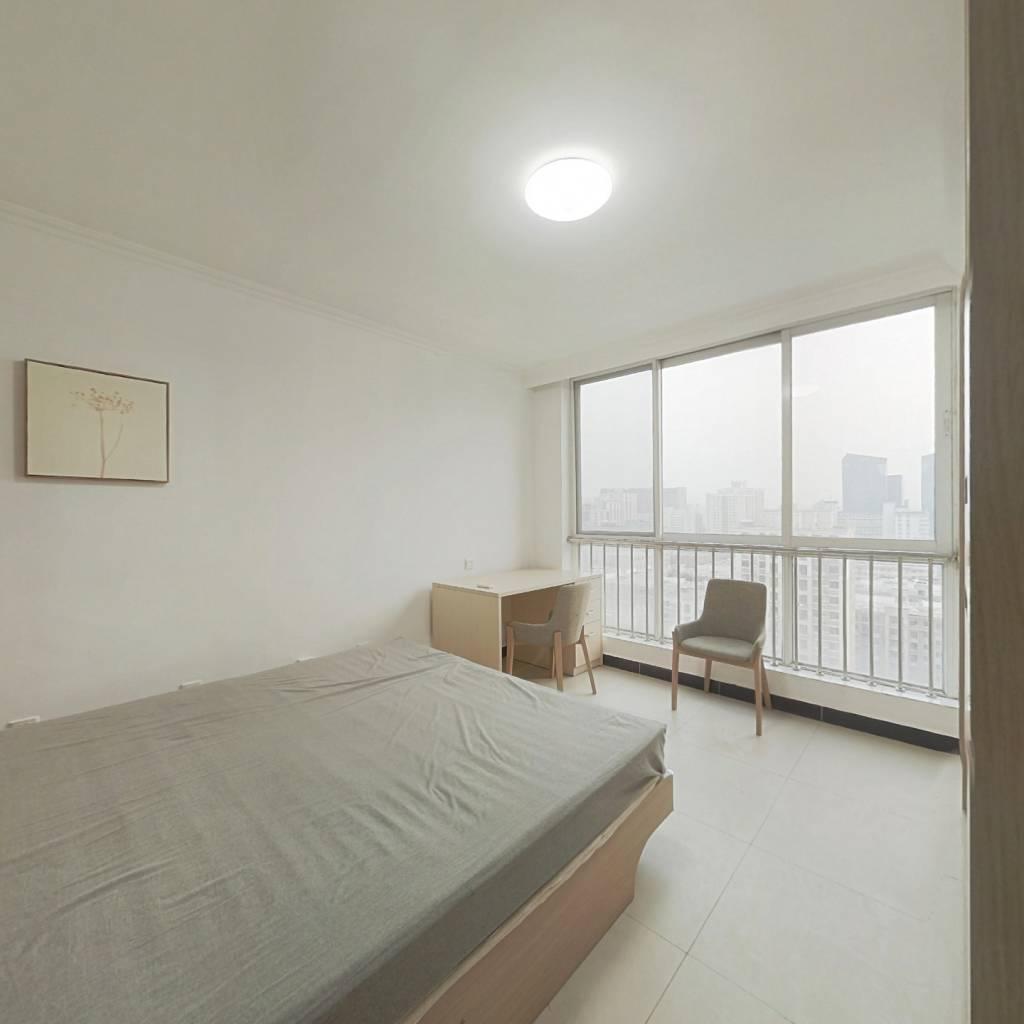 整租·国典华园 2室1厅 南卧室图