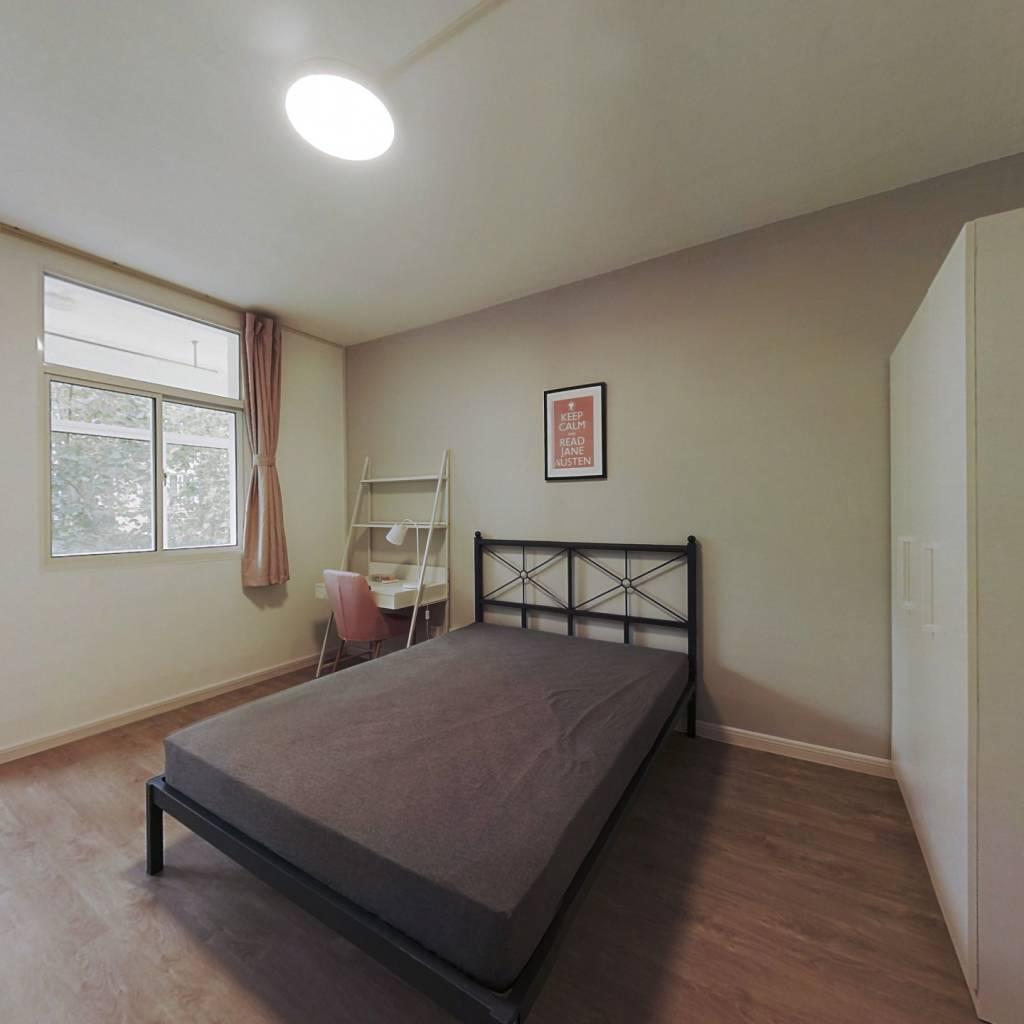 合租·御道街30号 3室1厅 南卧室图