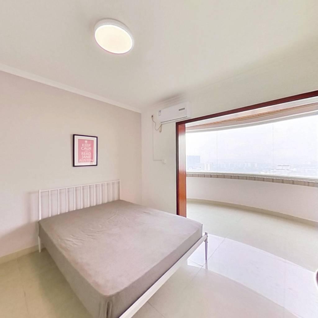 合租·祥福苑(武侯) 4室1厅 西卧室图