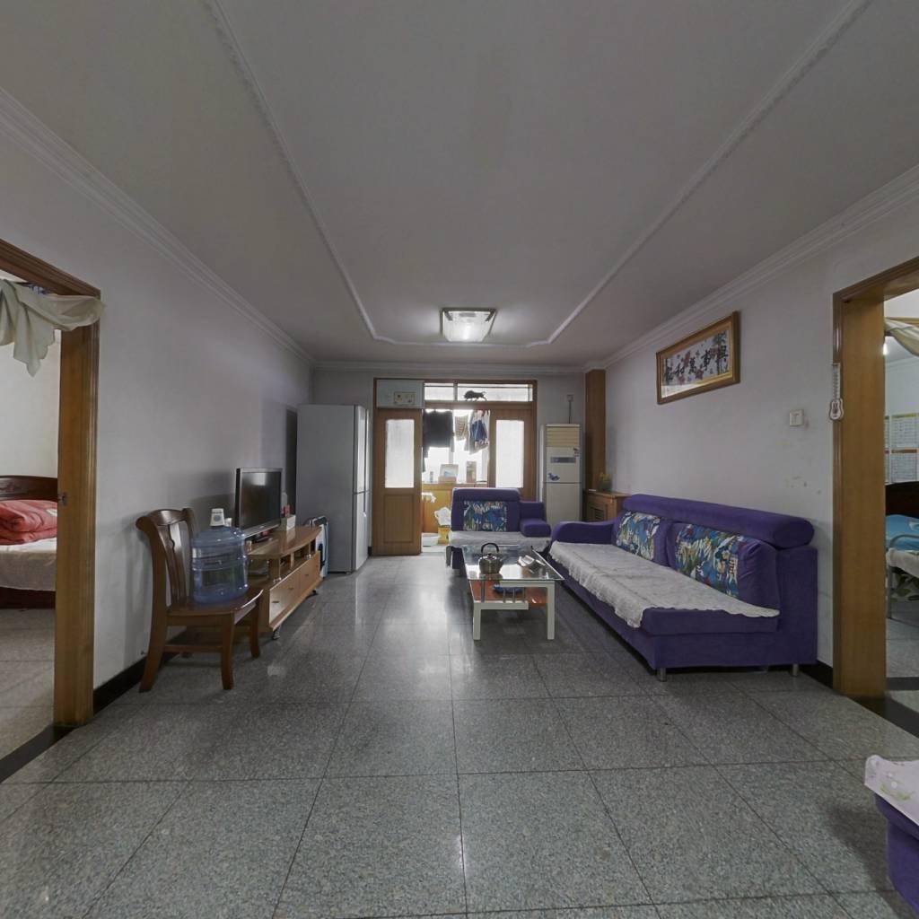 燕化星城健德四里正规3居室。业主诚心卖看房方便。