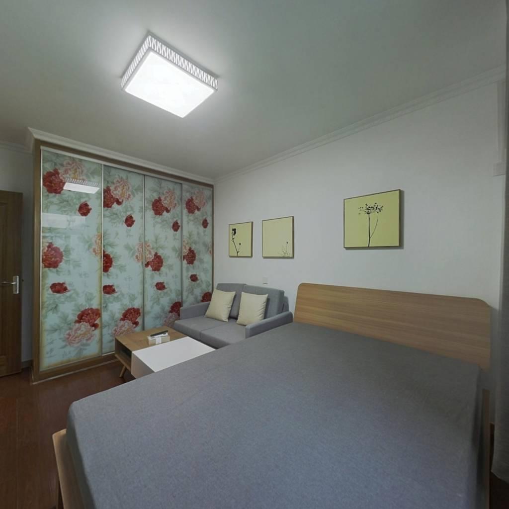 整租·樱铁村小区 2室1厅 南卧室图