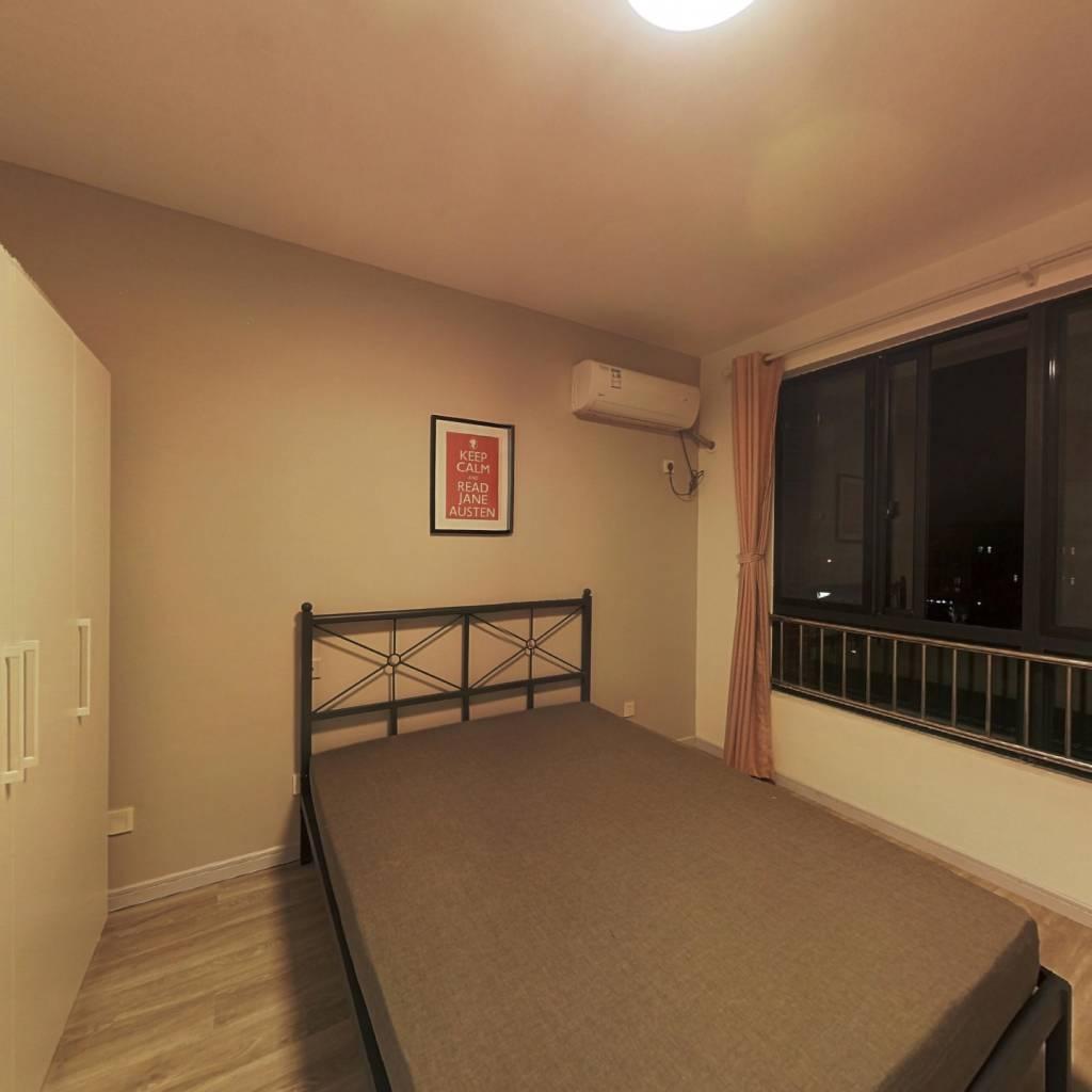 合租·金融家 4室1厅 南卧室图