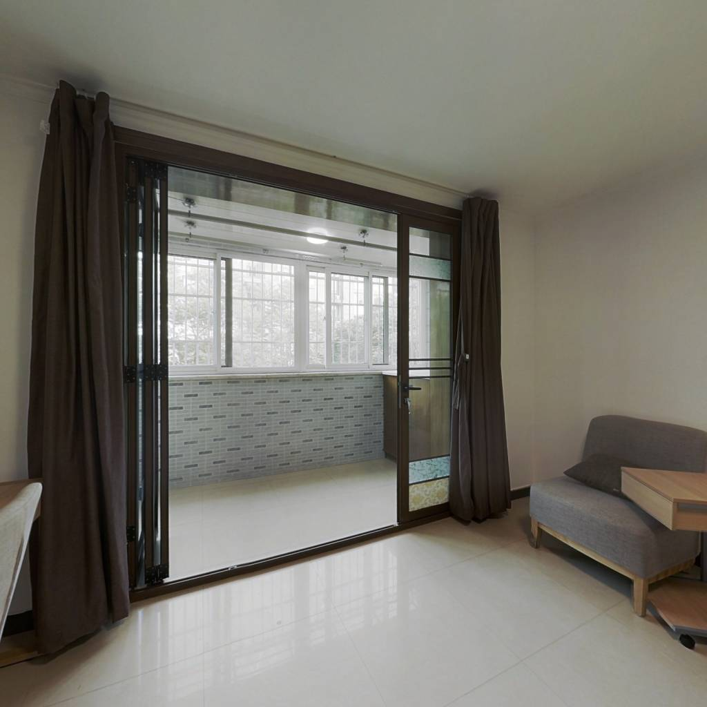 合租·佰嘉城 3室1厅 南卧室图