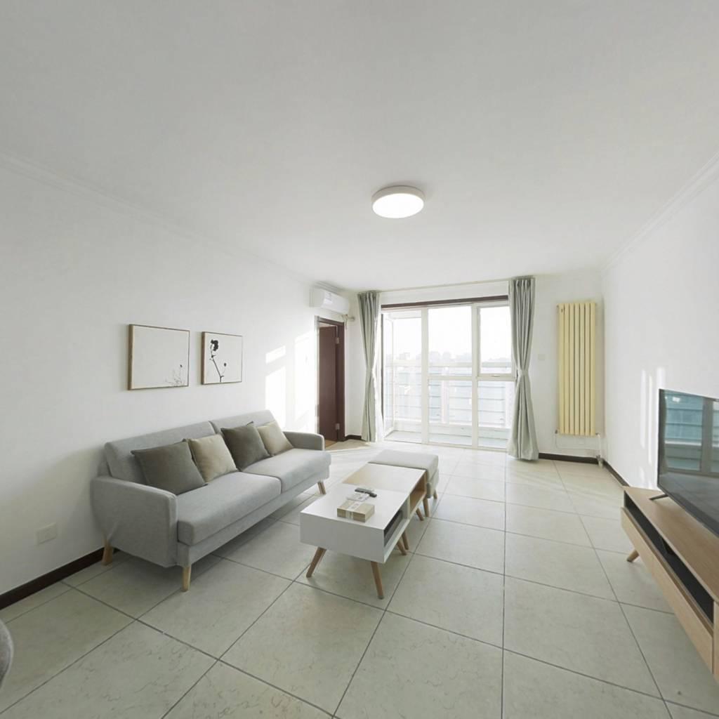 整租·华纺易城 2室1厅 东南卧室图