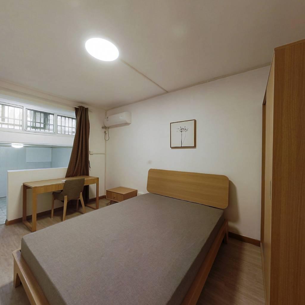 整租·乾溪新村 2室1厅 南北卧室图