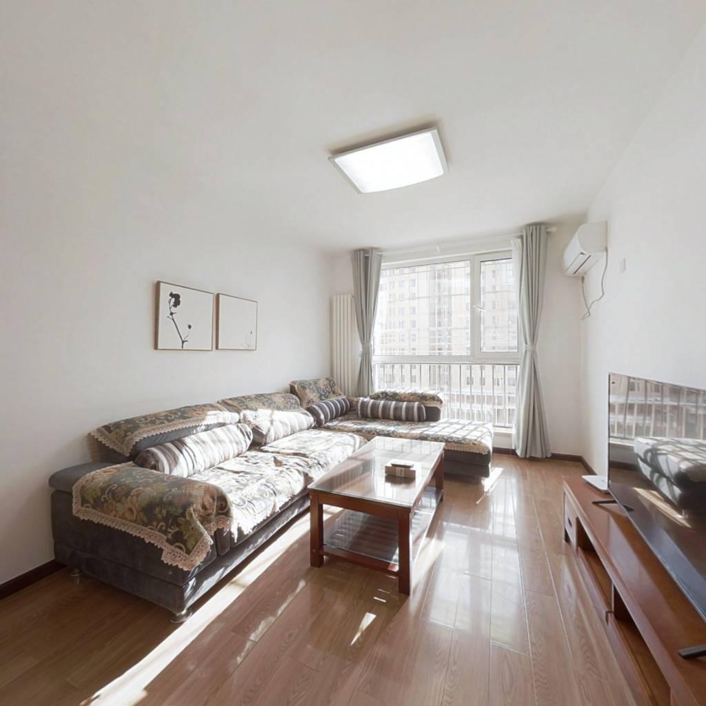 整租·友谊嘉园一期 2室1厅 南卧室图