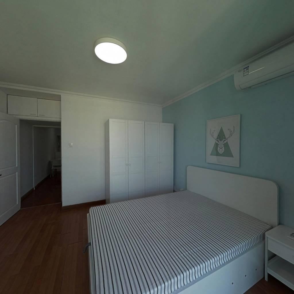 整租·九台2000家园 1室1厅 北卧室图