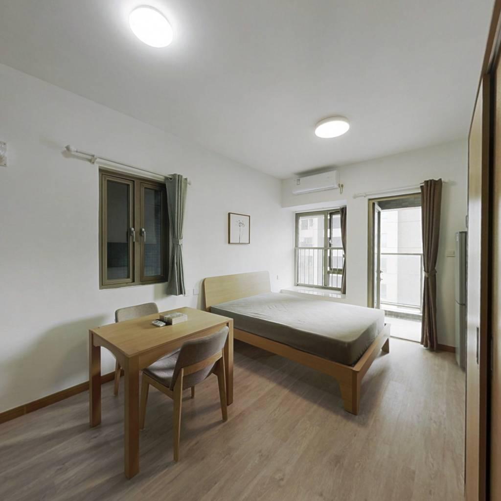整租·深业东岭 1室1厅 南卧室图