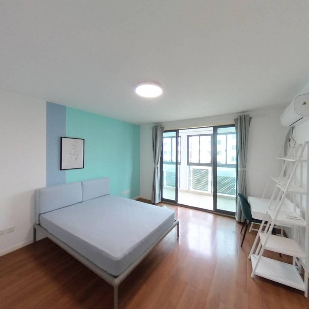 合租·浦江世博家园二街坊 4室1厅 南卧室图