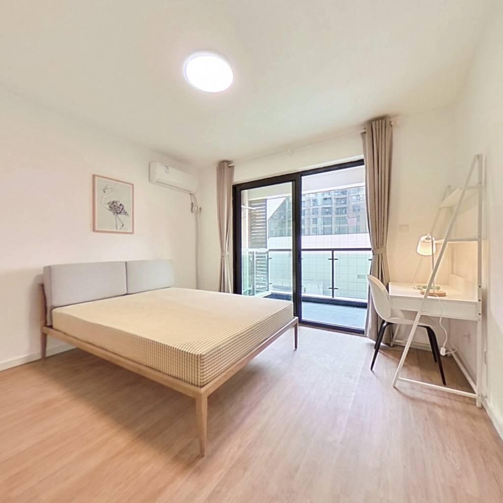 合租·保利家园 3室1厅 南卧室图