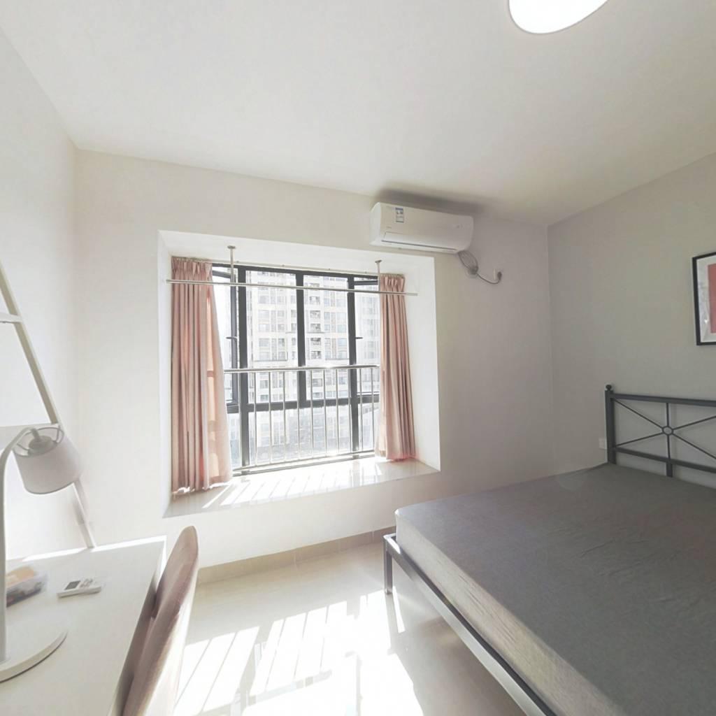 合租·瑞东花园 4室1厅 南卧室图