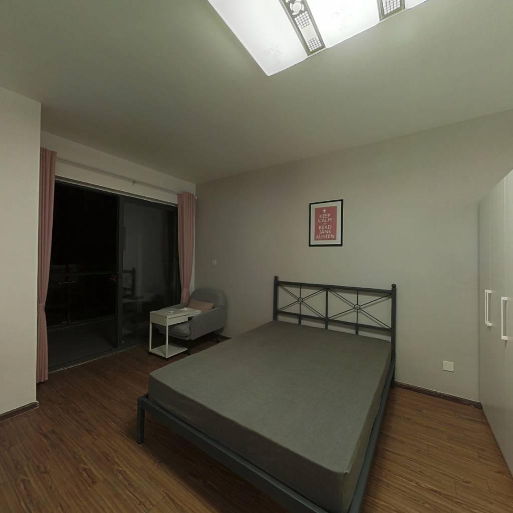 合租·金沙鹭岛一期 5室1厅 东卧室图