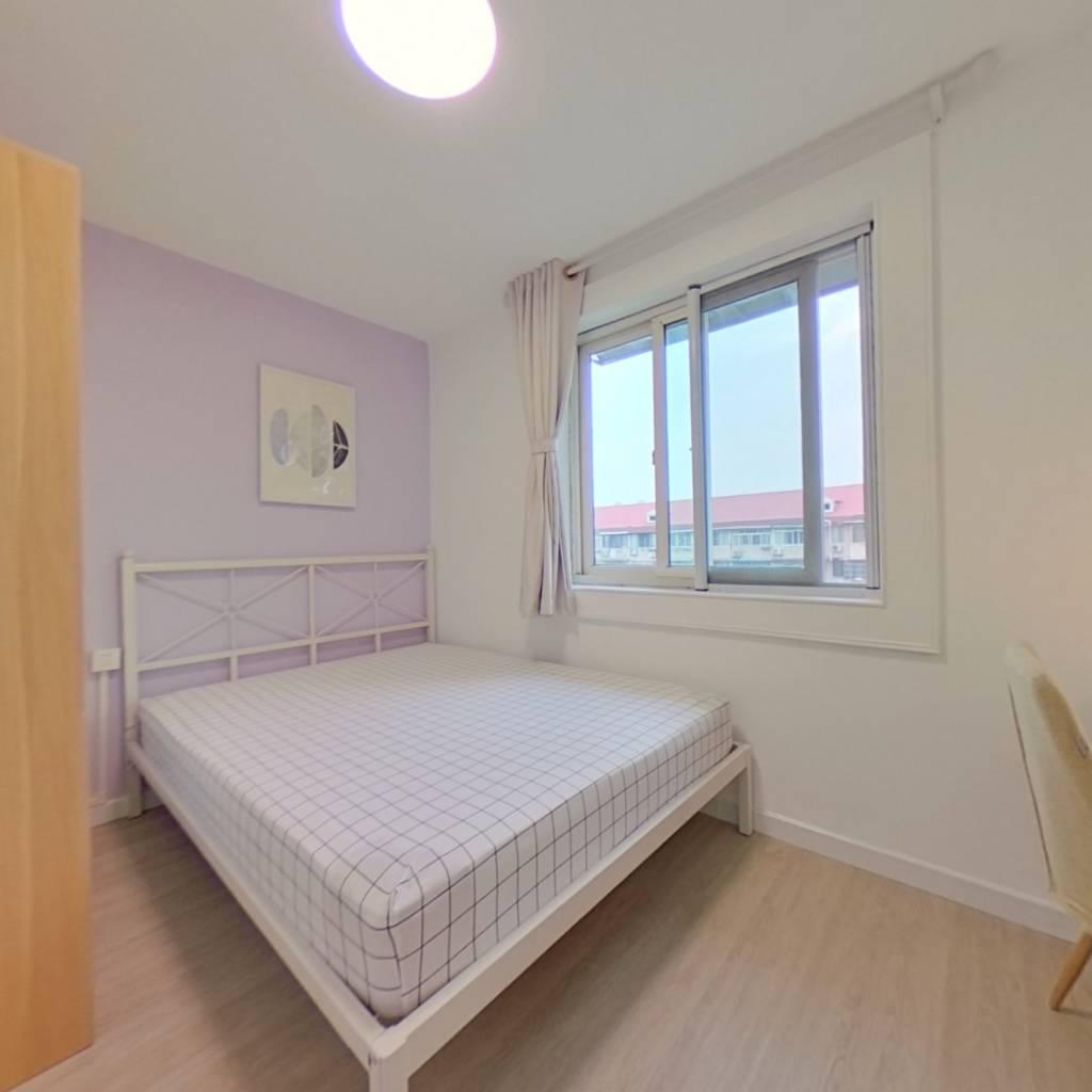 合租·逸仙二村 3室1厅 北卧室图