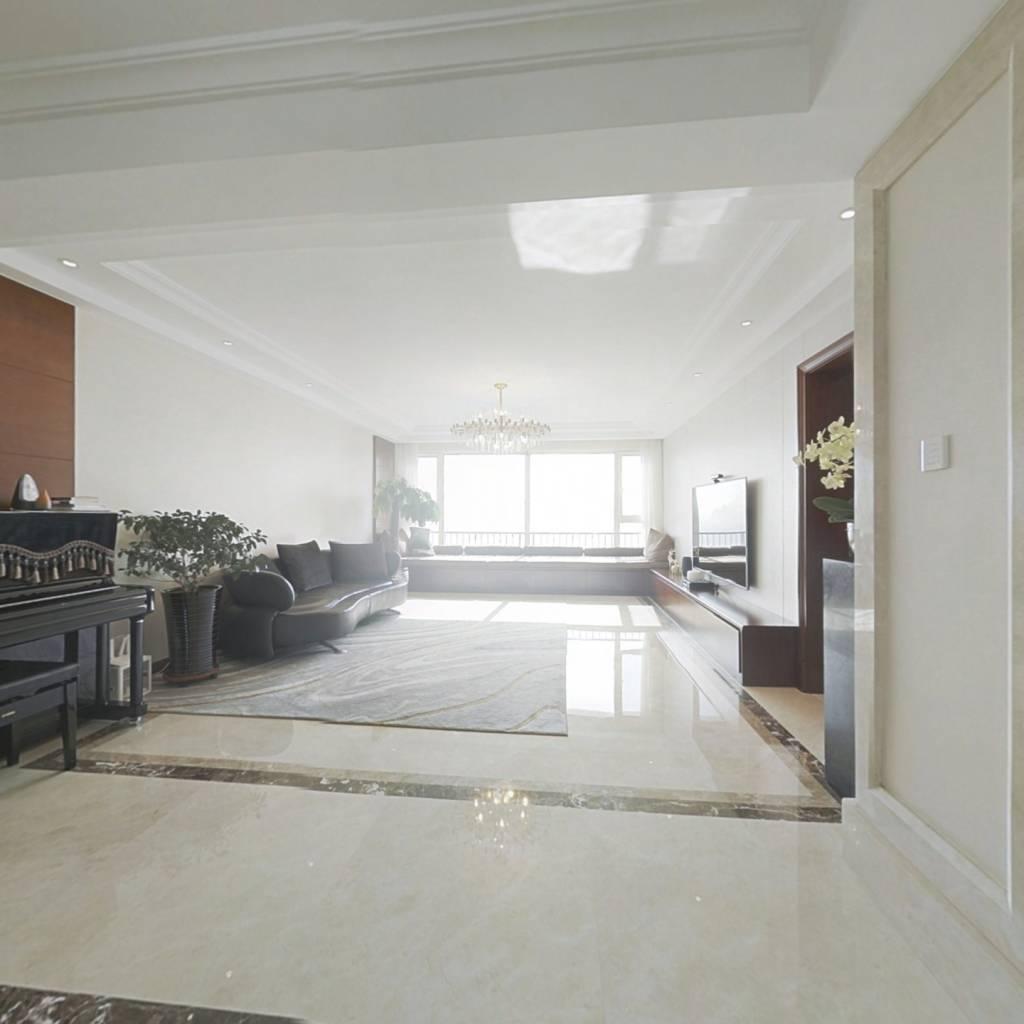 御景新世界 前排一线河景,3室开发商原精装,好楼层