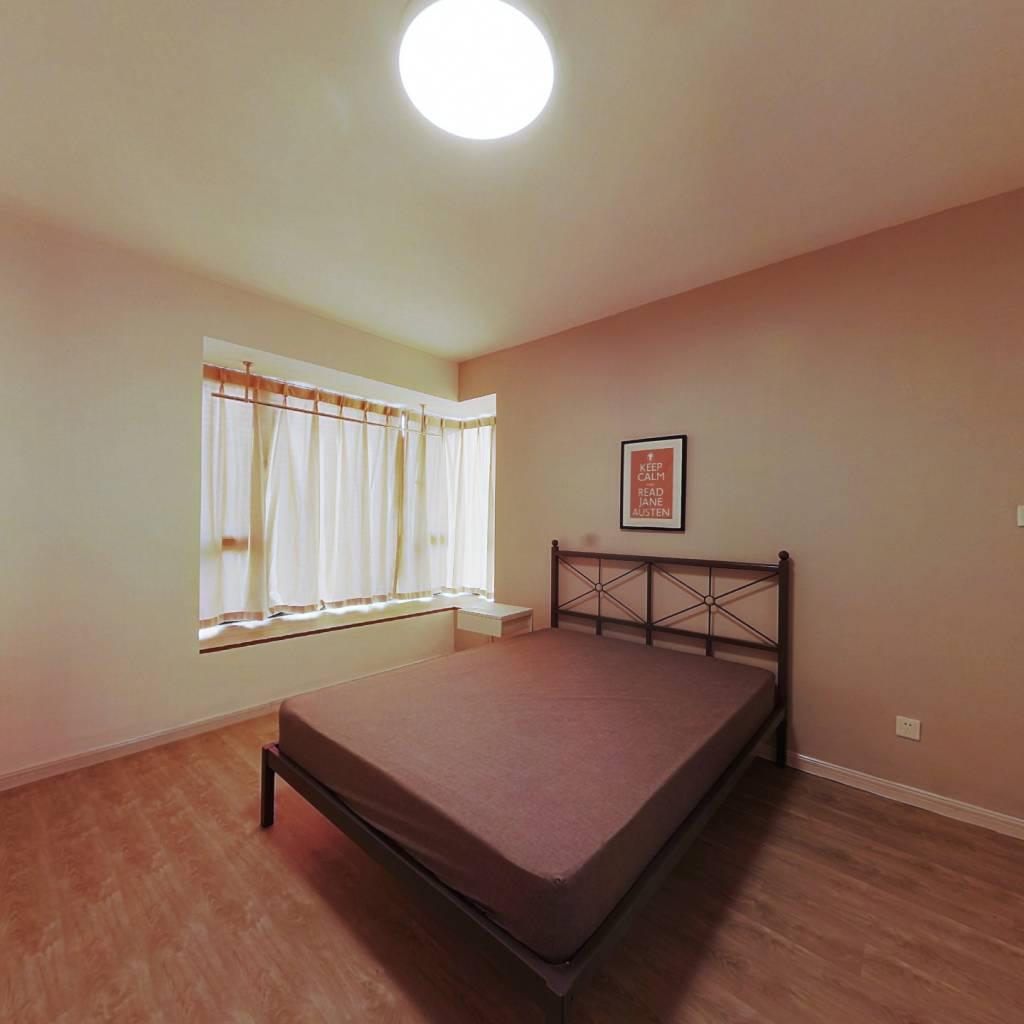 合租·莱顿小城 4室1厅 南卧室图