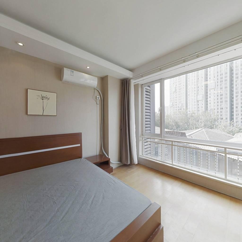 整租·苹果社区北区 1室1厅 南卧室图