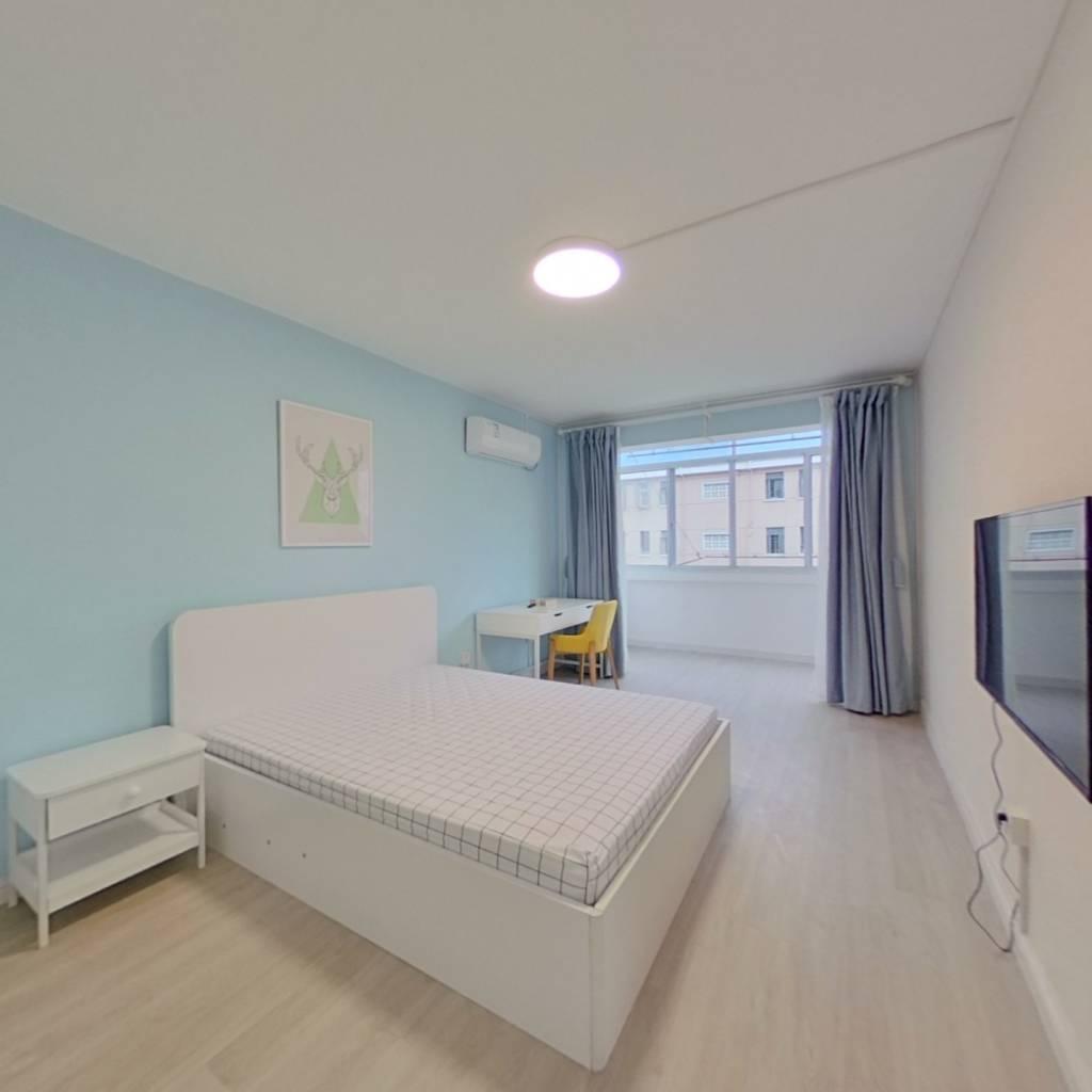 整租·潍坊十村 2室1厅 南卧室图