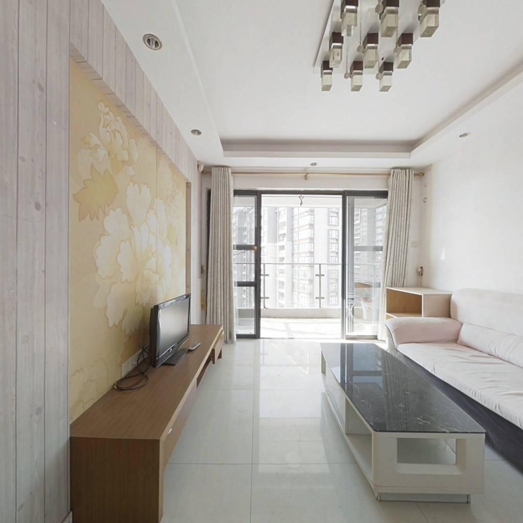 整租·合正上东国际 2室2厅 西