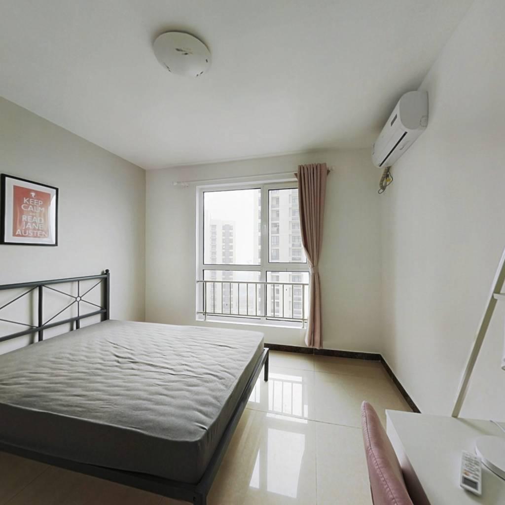 合租·学畔馨园 2室1厅 南卧室图