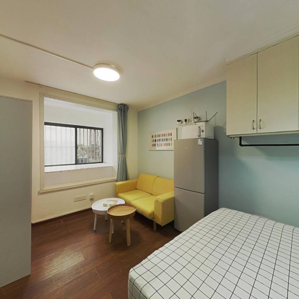 整租·玉屏大楼 1室1厅 南卧室图
