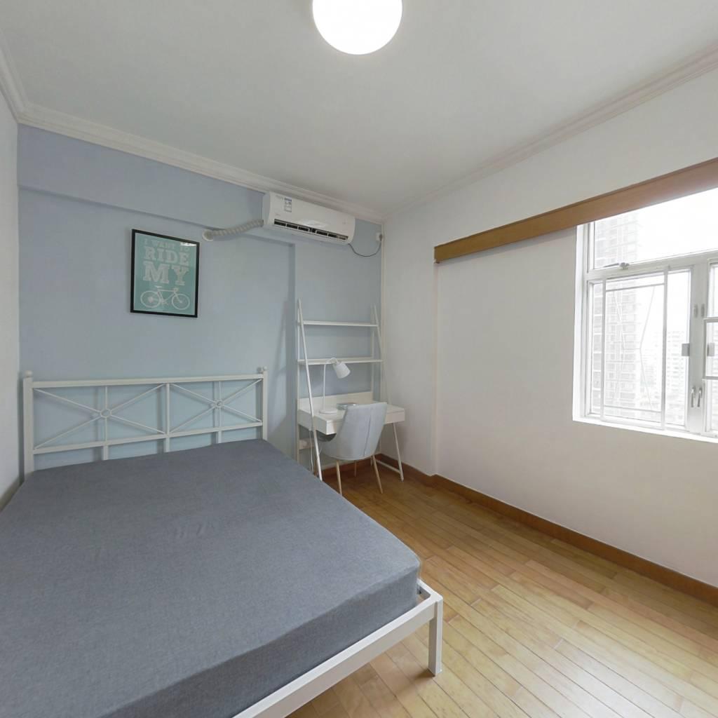 合租·西雅苑 3室1厅 北卧室图