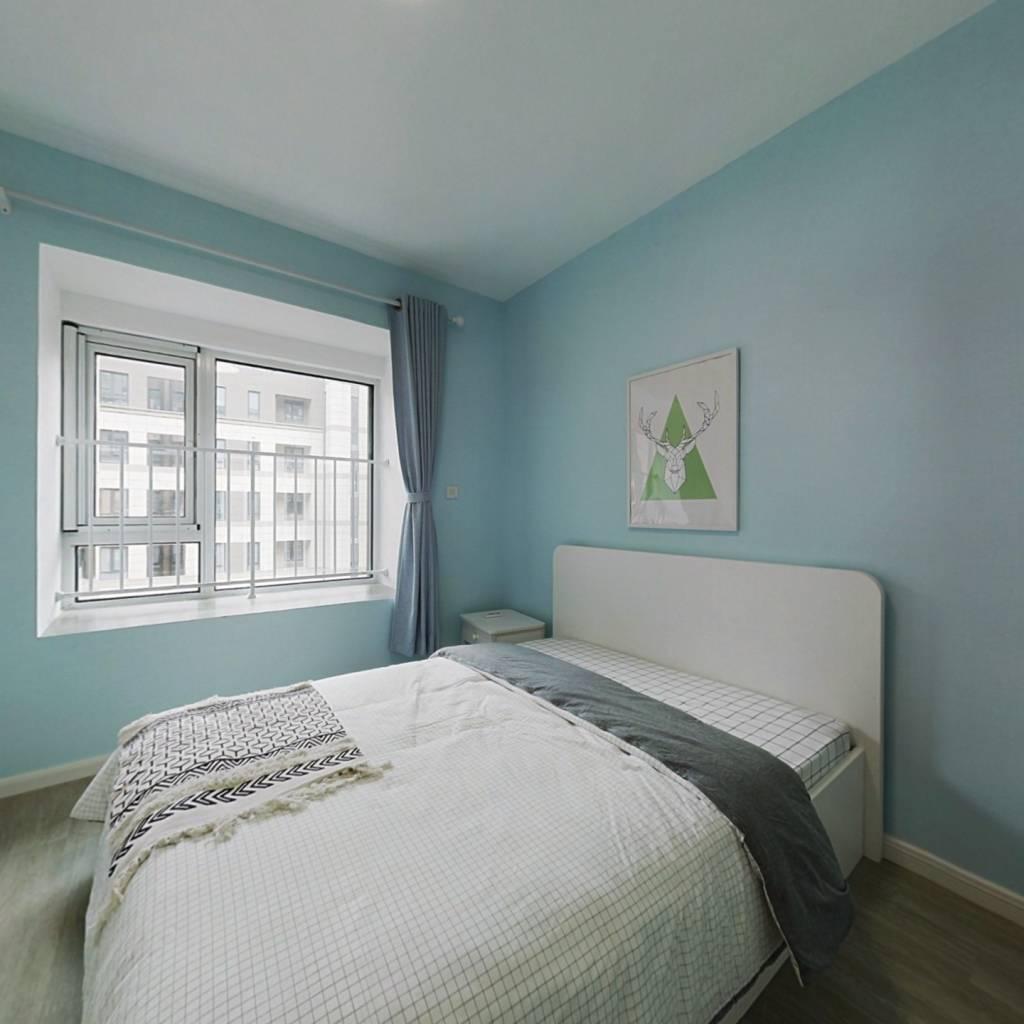 整租·嘉宝梦之星 2室1厅 南卧室图