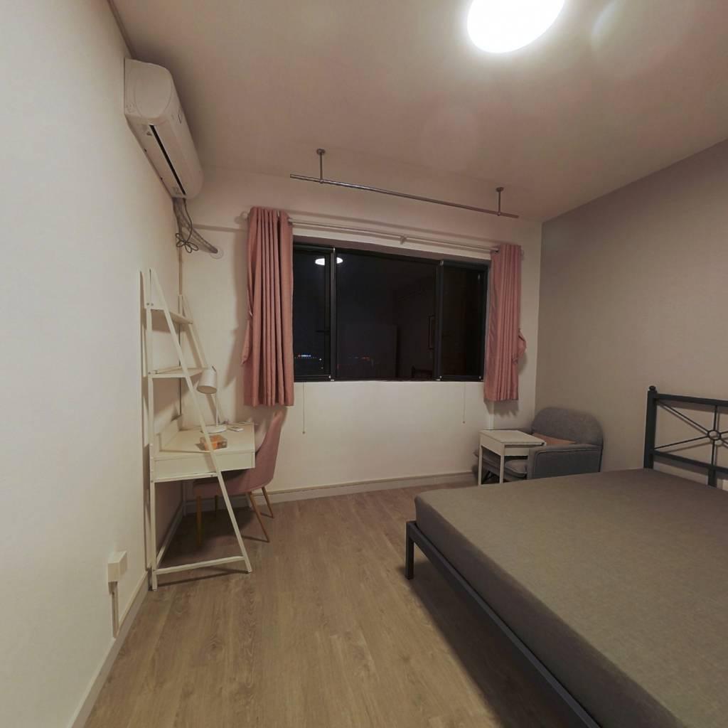 合租·帝斯曼国际中心 4室1厅 西卧室图