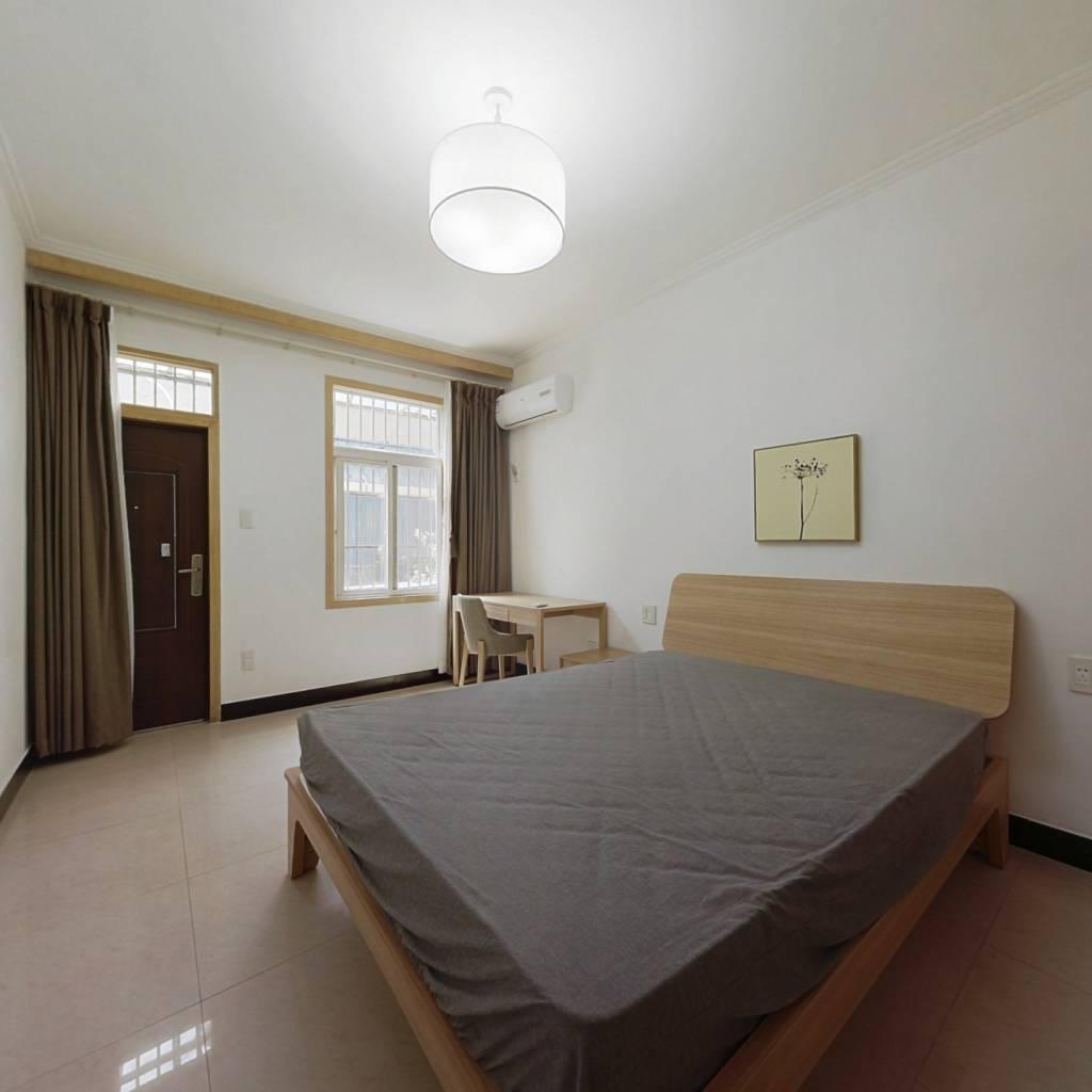 整租·光复路146-186号 1室1厅 南卧室图
