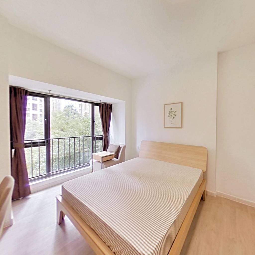 合租·保利百合花园 5室1厅 东卧室图