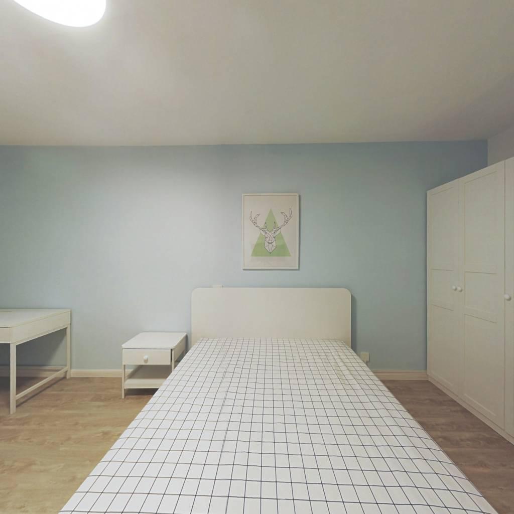 整租·番禺大厦 1室1厅 南卧室图