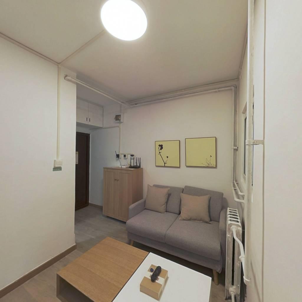 整租·小关北里 2室1厅 南卧室图