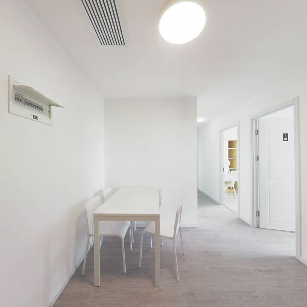 合租·御龙山二期 3室1厅 东北卧室图