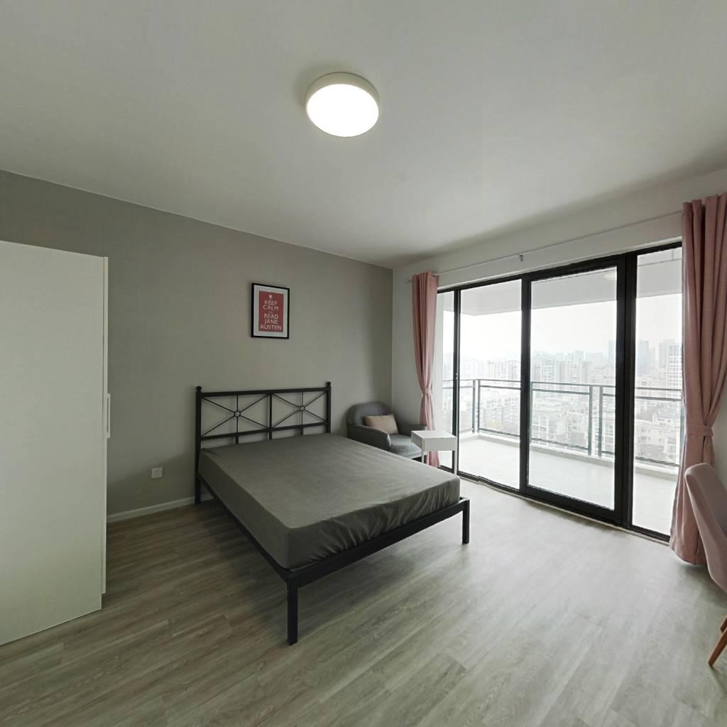 合租·东苑B区 4室1厅 北卧室图