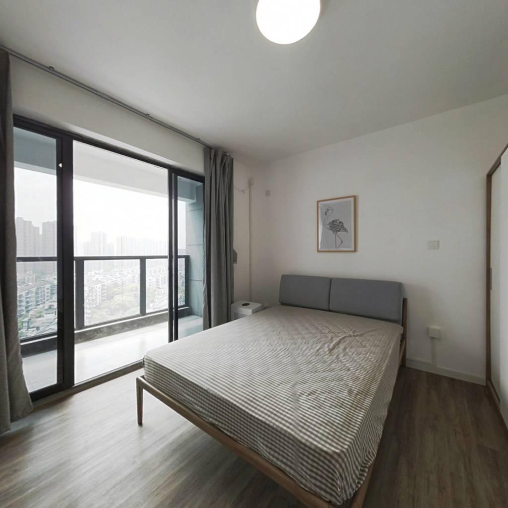 合租·钱江一苑 3室1厅 西南卧室图