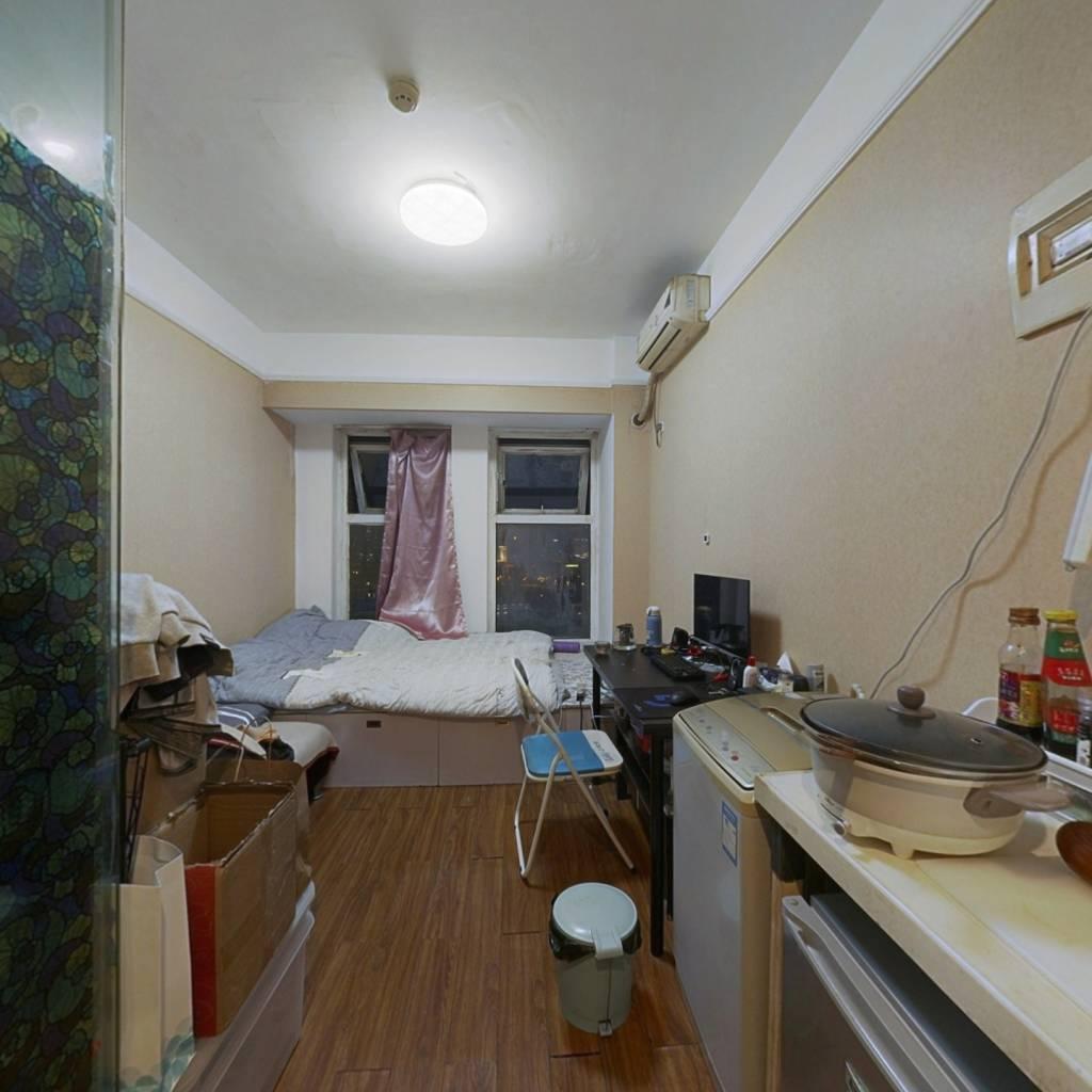 南部商务区学府一号小户型公寓诚心出售