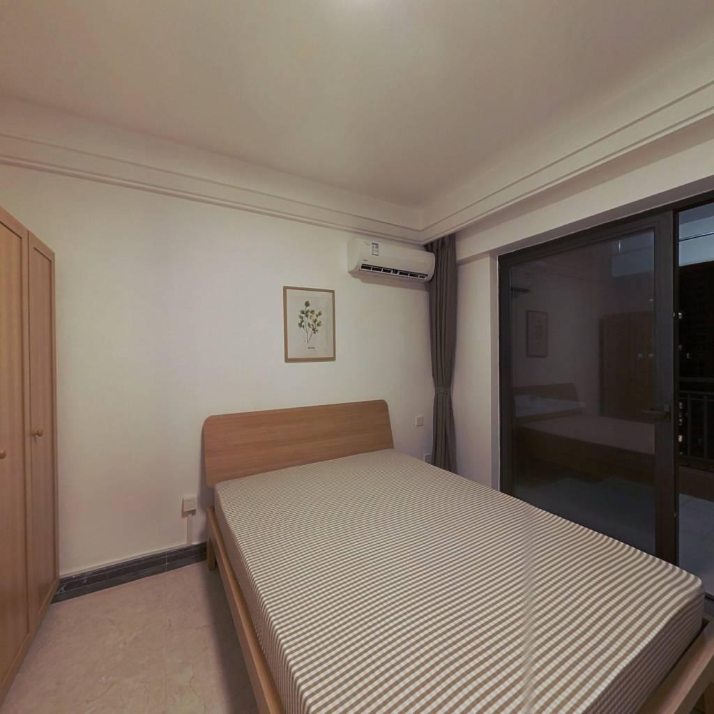 合租·葛洲坝保利曼城 4室1厅 南卧室图