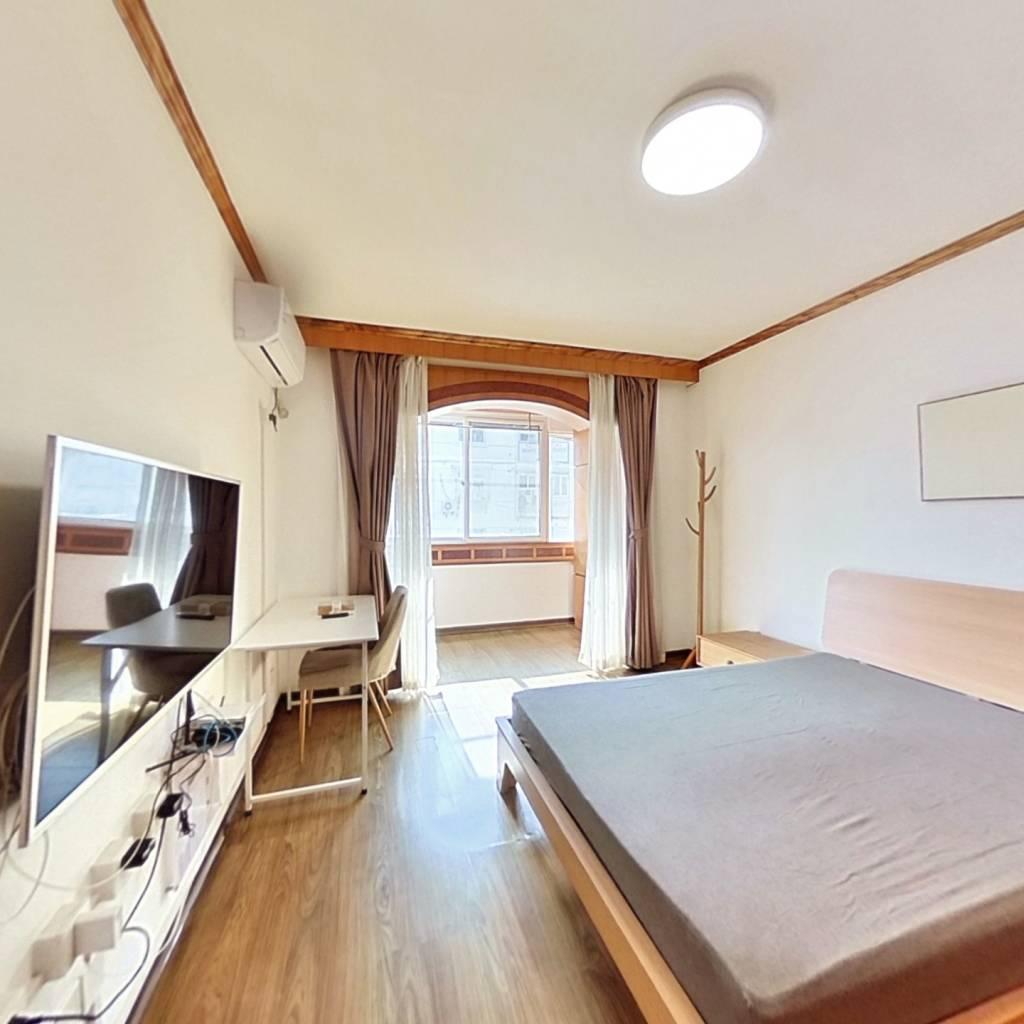 整租·二板桥 2室1厅 南卧室图