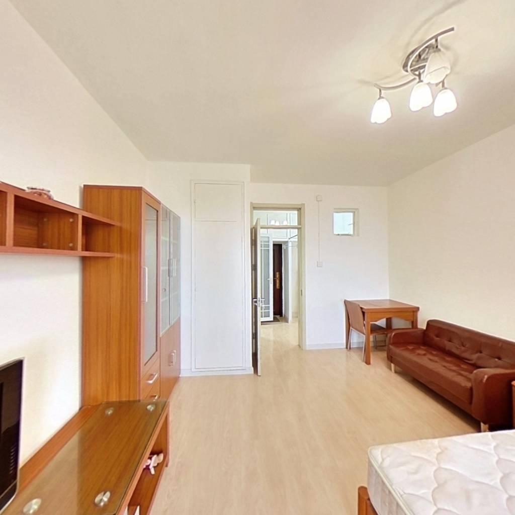 整租·青年公寓 1室1厅 南