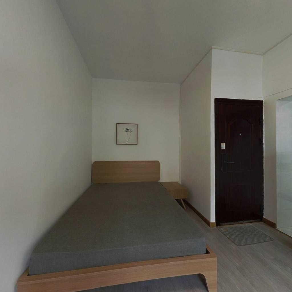 整租·天宝西路252弄 1室1厅 北卧室图